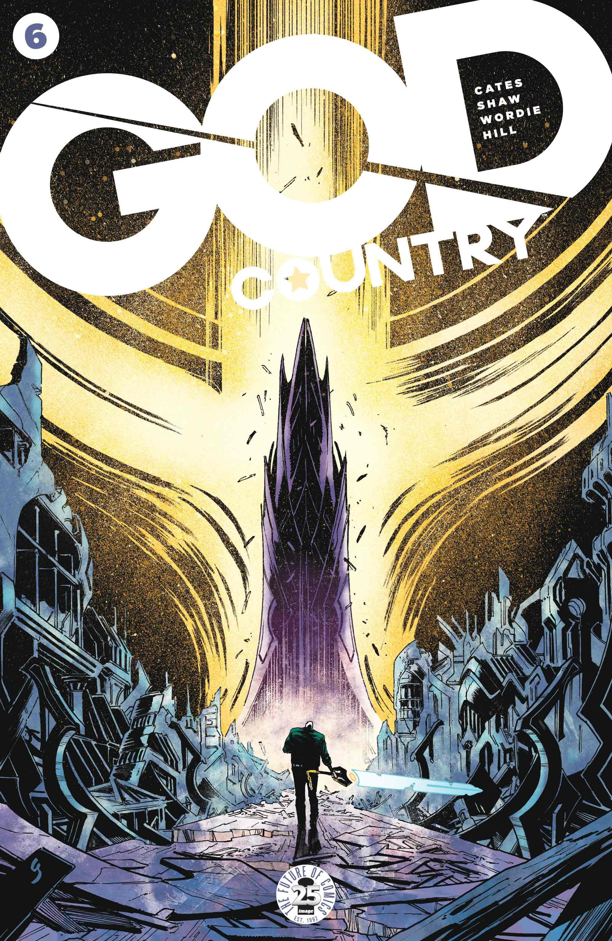 God Country 6 / Страна богов 6