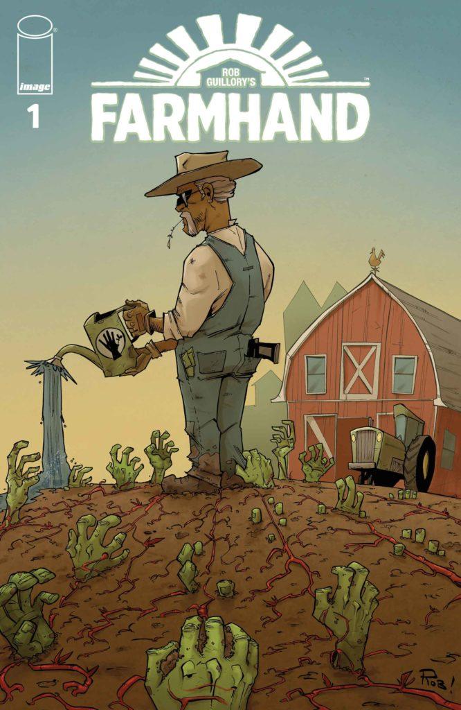 Farmhand #1 / Батрак #1