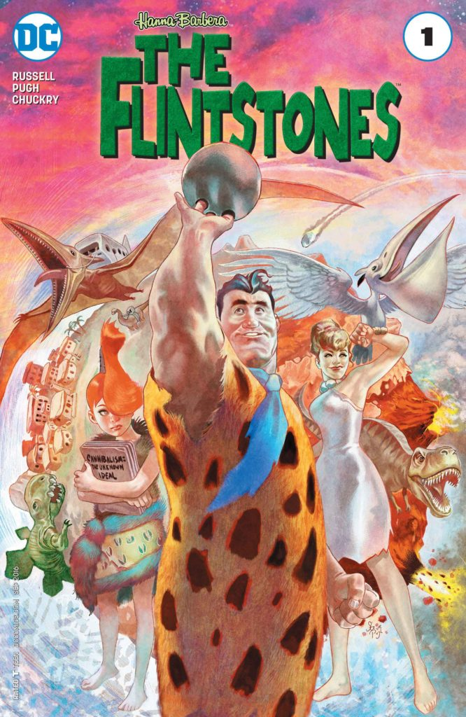 The Flinstownes #1 / Флинстоуны #1
