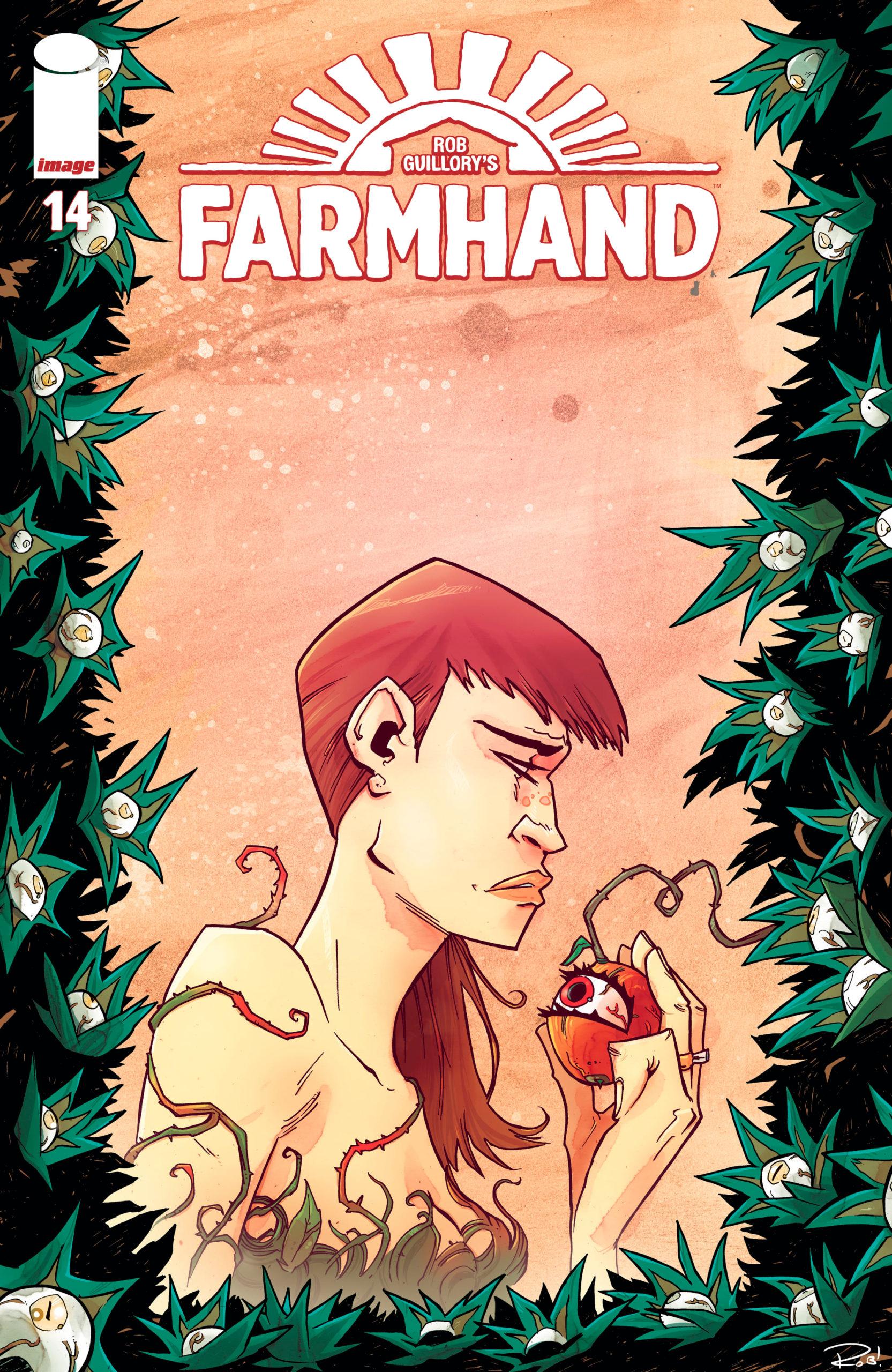 Farmhand #14 / Батрак #14