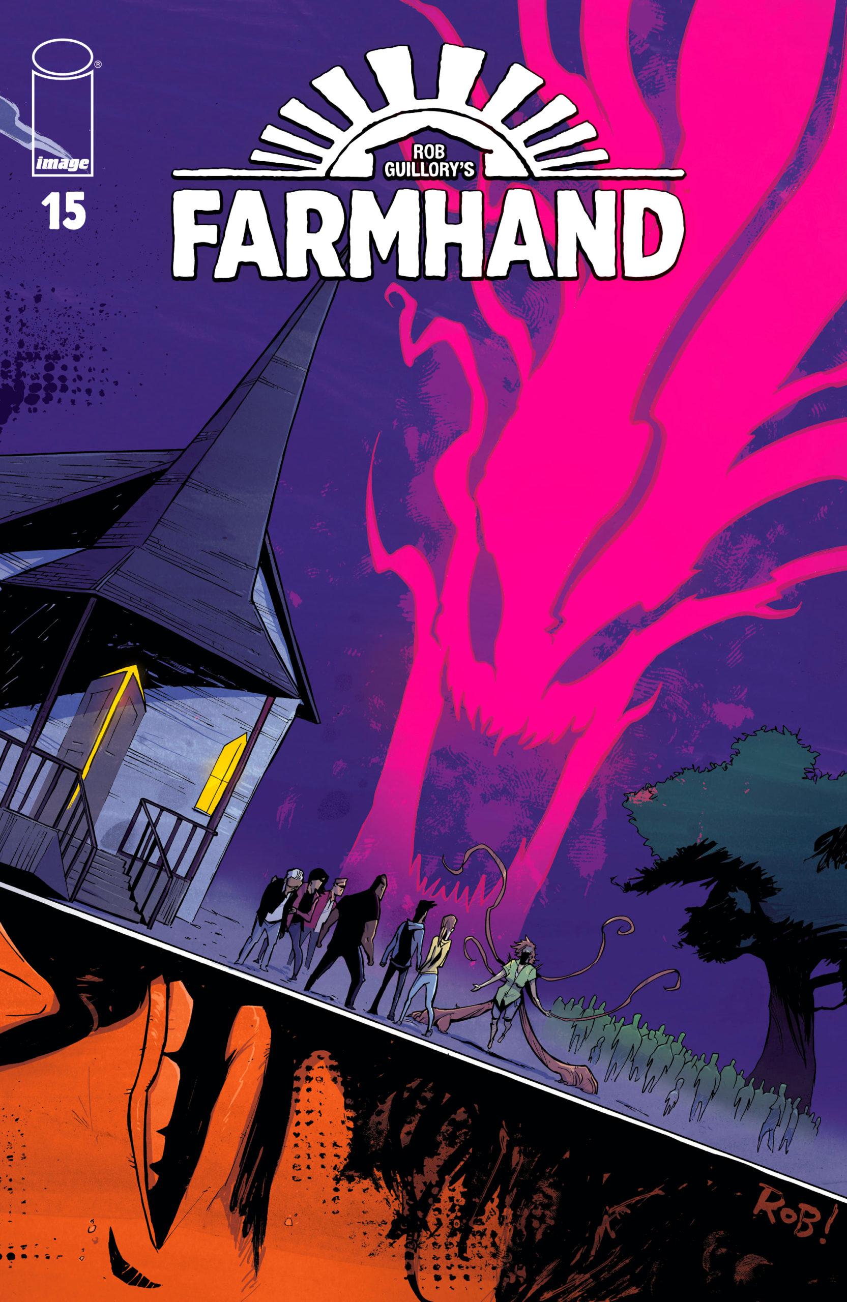 Farmhand comics 15