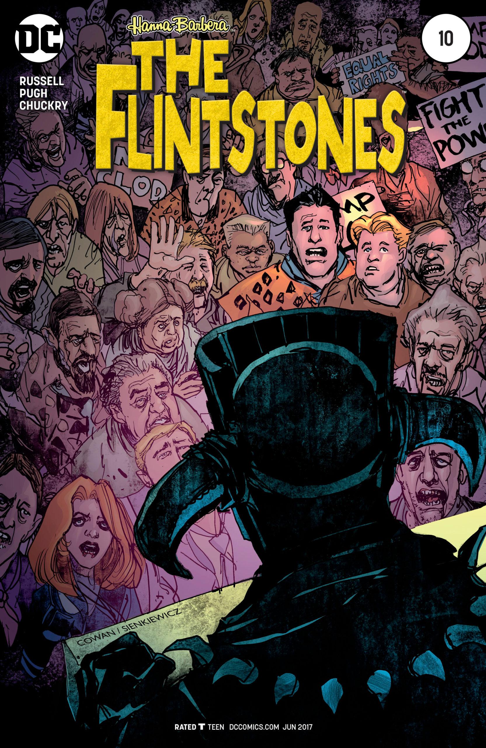 Flintstones 10 / Флинстоуны 10