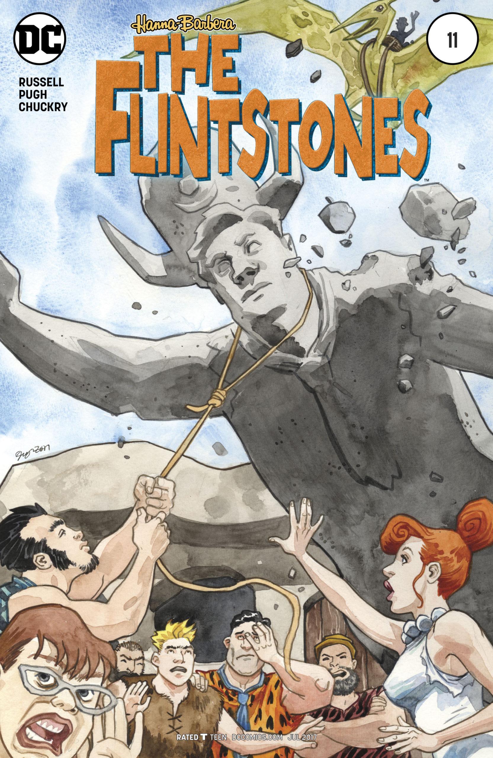 Флинстоуны 11 / Flintstones 11