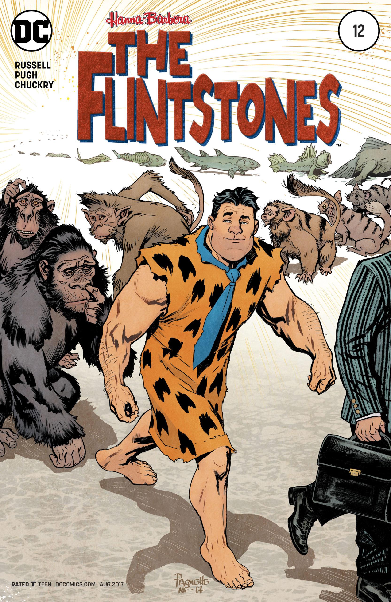 Flintstones 12 / Флинстоуны 12